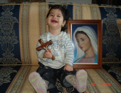 UN MIRACOLO NEL SALENTO: Questa è la Storia a lieto fine di nostra figlia Federica!