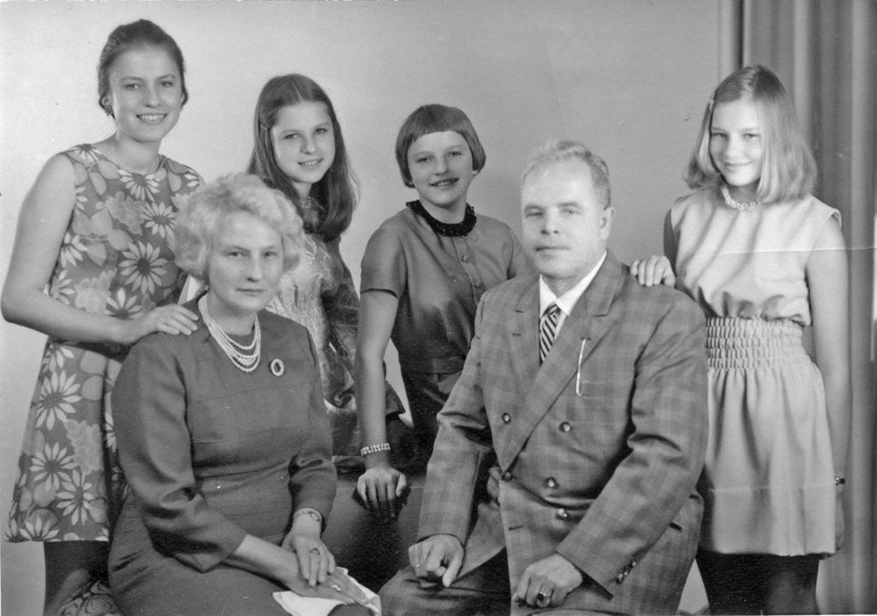 La Famiglia di Anneliese